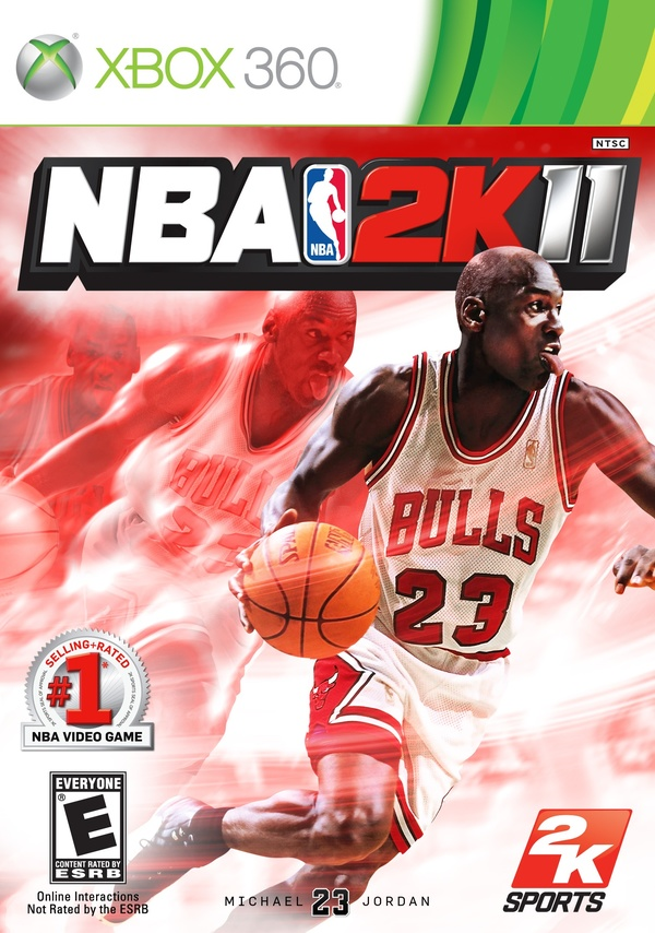 Cover zu NBA 2K11