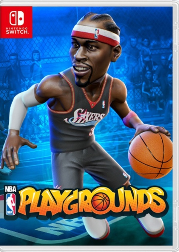 Cover zu NBA Playgrounds