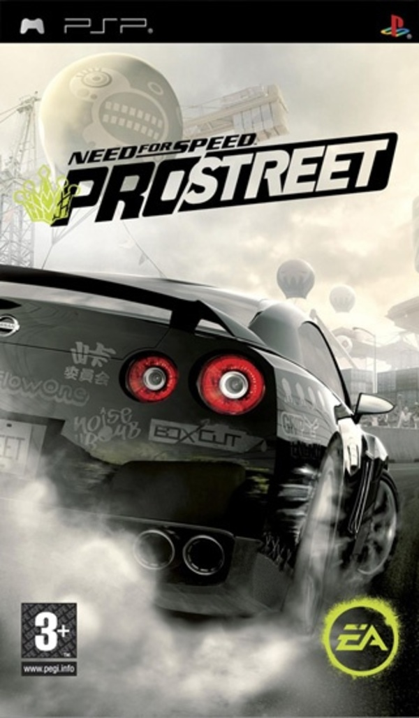Cover zu Need for Speed: ProStreet