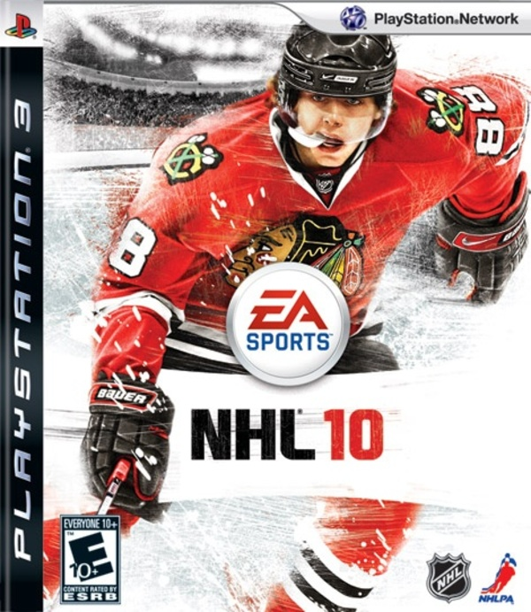 Cover zu NHL 10