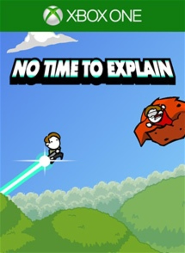 Cover zu No Time To Explain Remastered