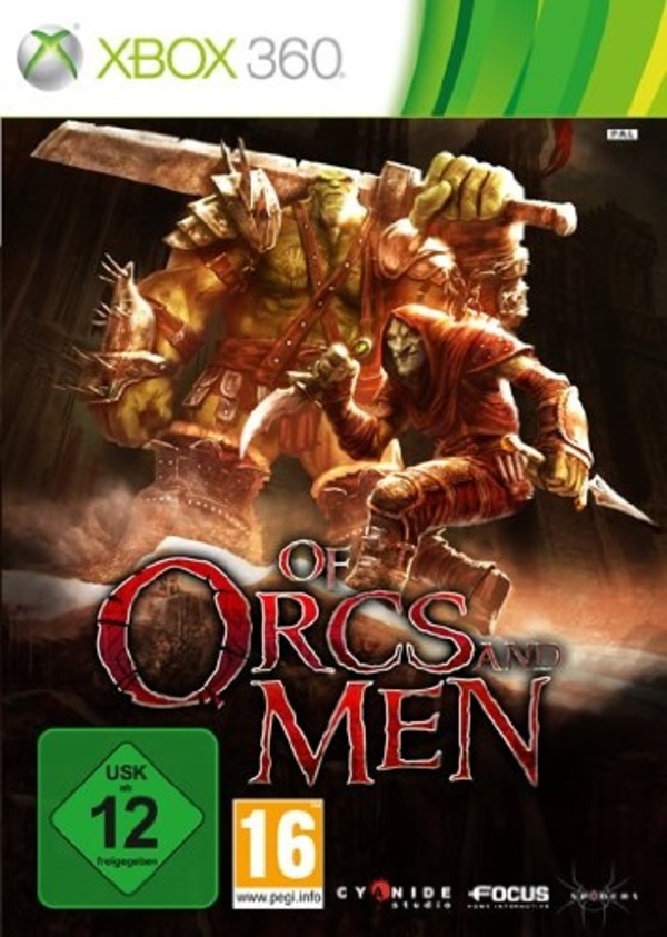 Cover zu Of Orcs and Men