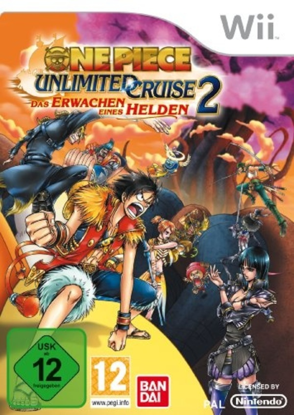 Cover zu One Piece Unlimited Cruise 2