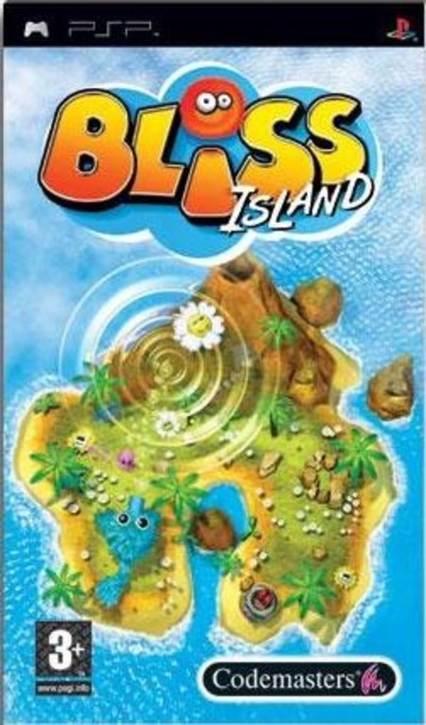 Cover zu Bliss Island
