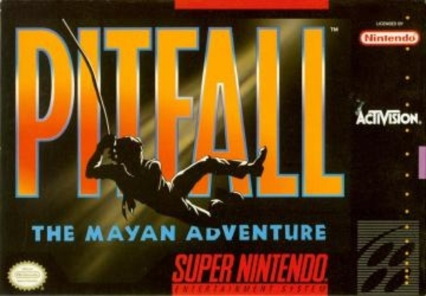 Cover zu Pitfall: The Mayan Adventure