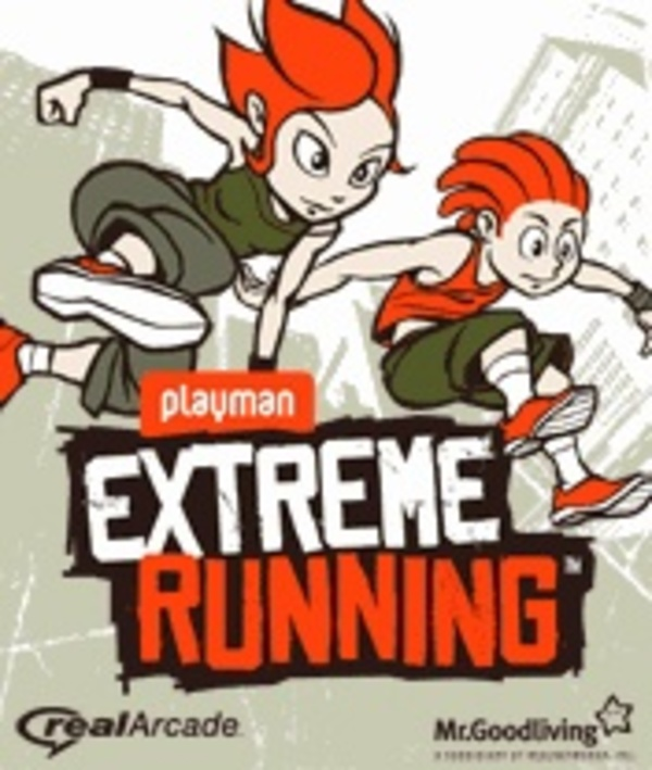 Cover zu Playman Extreme Running