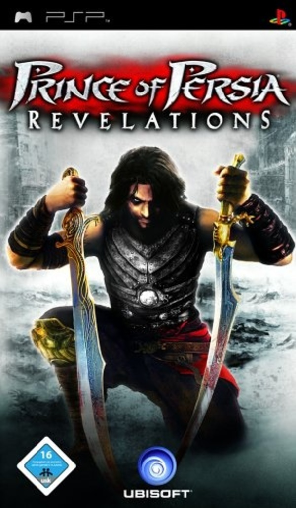 Cover zu Prince of Persia Revelations