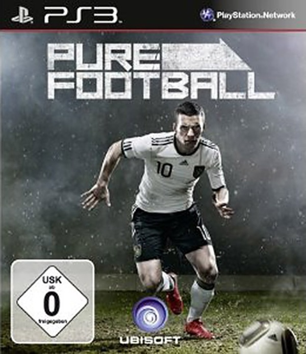 Cover zu Pure Football