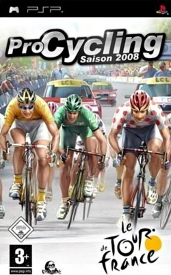 Cover zu Radsport Manager Pro - Tour de France 2008