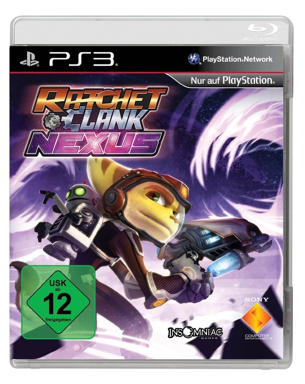 Cover zu Ratchet & Clank: Nexus