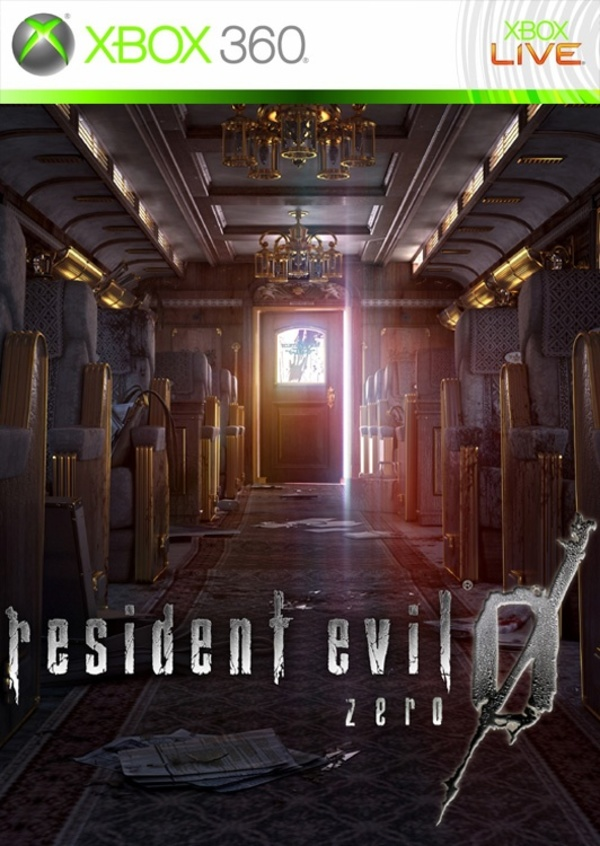 Cover zu Resident Evil Zero Remastered