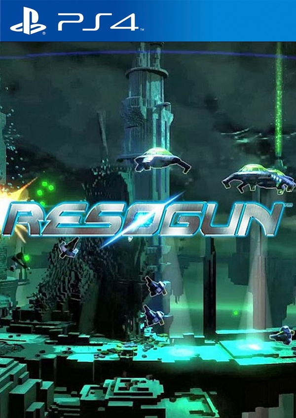 Cover zu Resogun