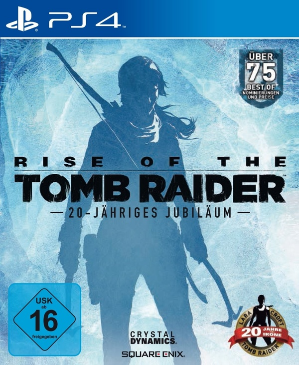 Cover zu Rise of the Tomb Raider