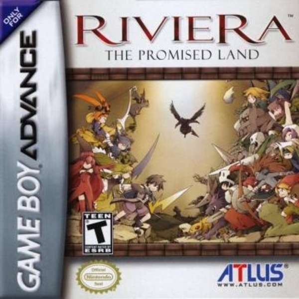 Cover zu Riviera: The Promised Land