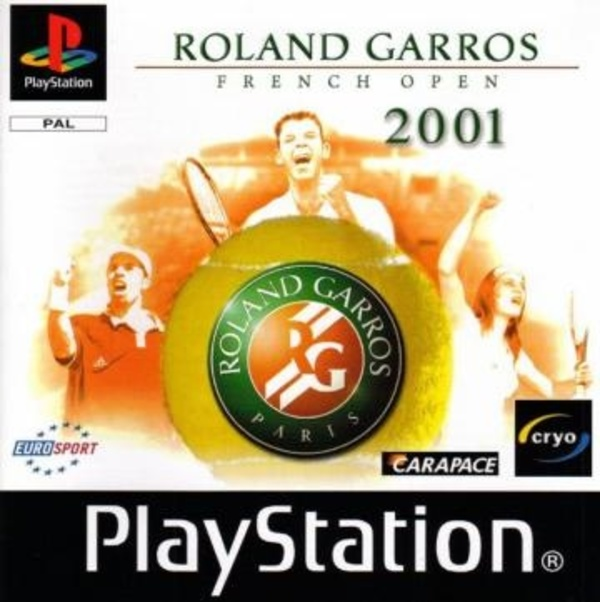 Cover zu Roland Garros French Open 2001