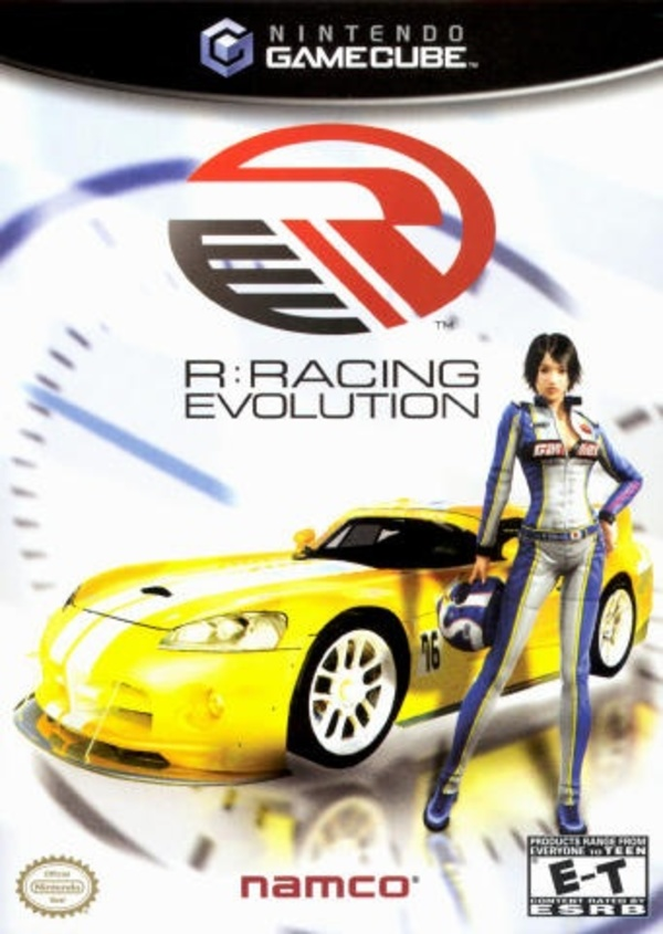 Cover zu R: Racing Evolution