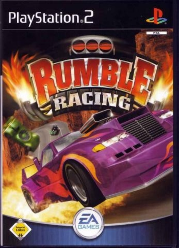 Cover zu Rumble Racing