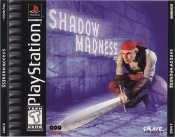 Cover zu Shadow Madness