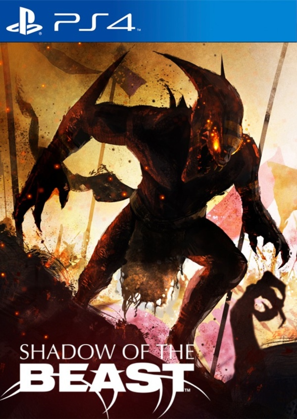Cover zu Shadow of the Beast