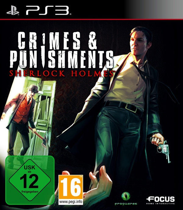 Cover zu Sherlock Holmes: Crimes and Punishments