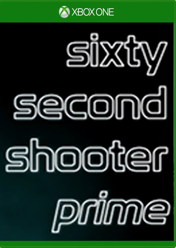 Cover zu Sixty Second Shooter Prime