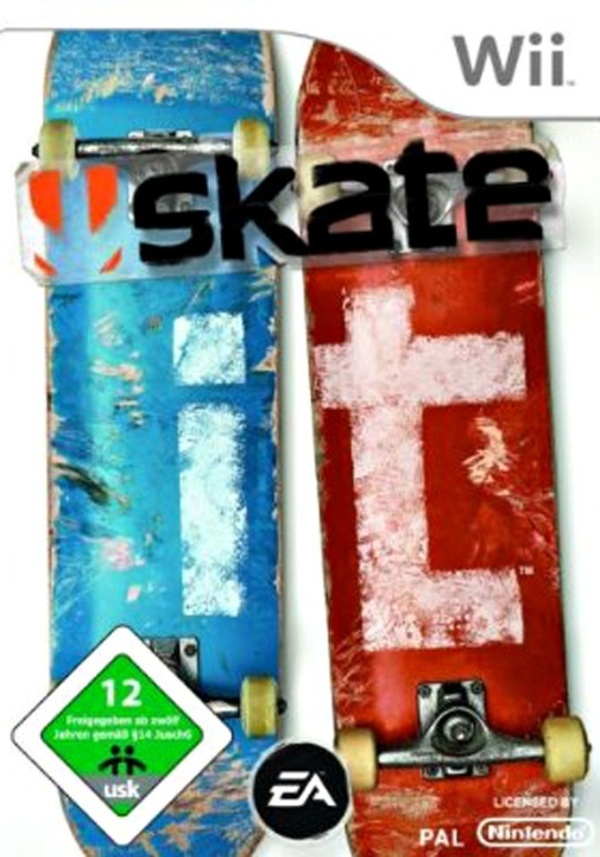 Cover zu Skate it