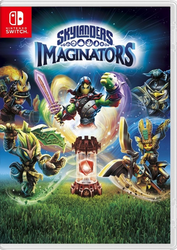 Cover zu Skylanders Imaginators