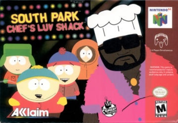 Cover zu South Park: Chef's Luv Shack