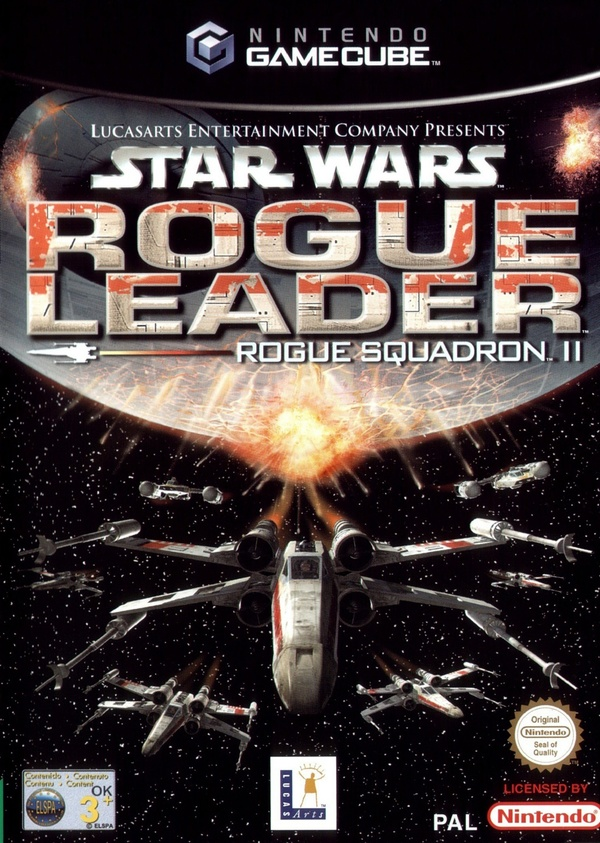 Cover zu Rogue Squadron 2: Rogue Leader
