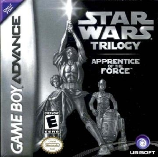 Cover zu Star Wars Trilogy: Apprentice of the Force