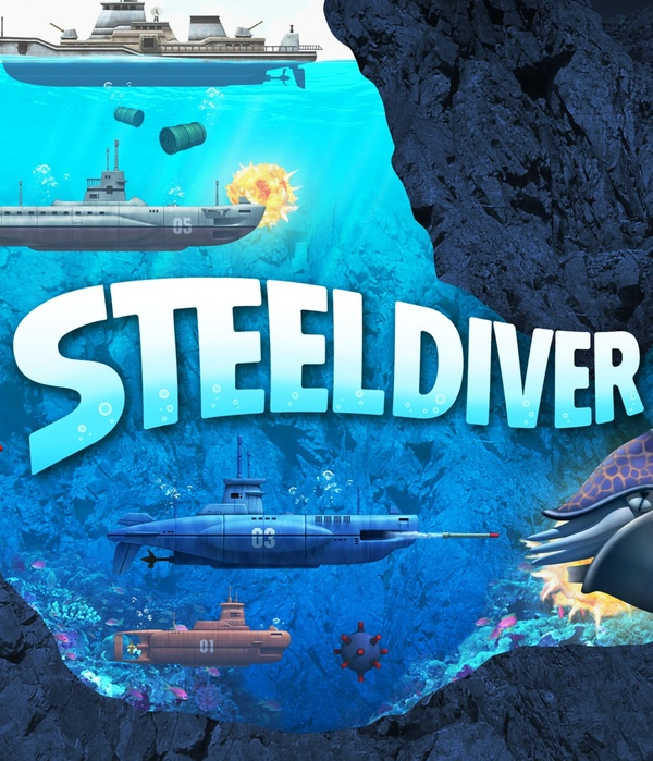 Cover zu Steel Diver