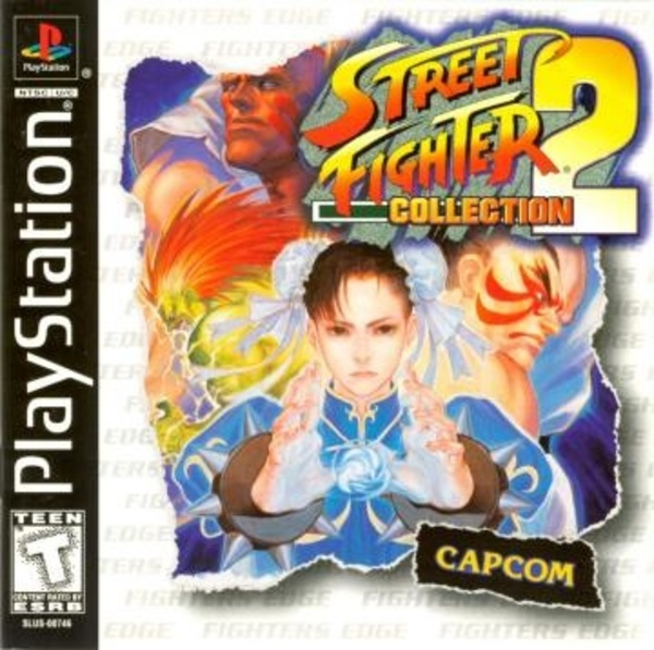 Cover zu Street Fighter Collection 2