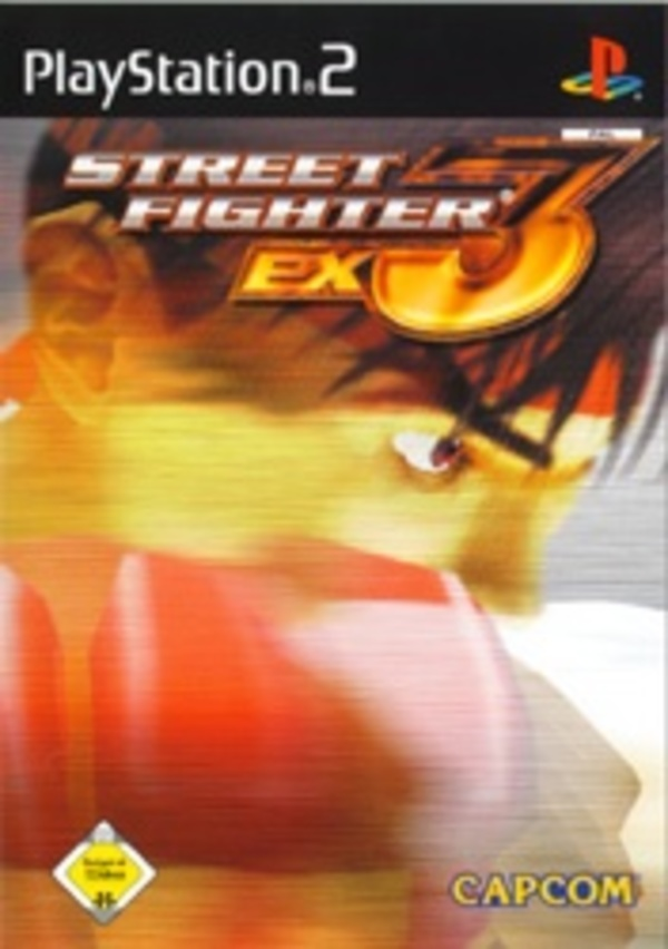 Cover zu Street Fighter EX3
