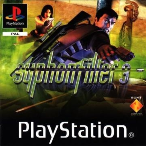 Cover zu Syphon Filter 3