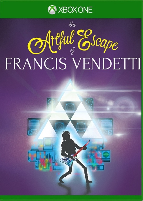 Cover zu The Artful Escape of Francis Vendetti