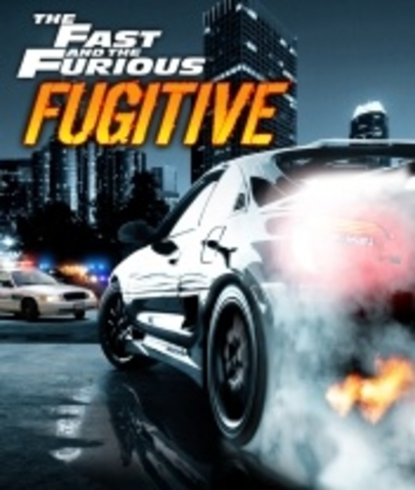 Cover zu The Fast And The Furious Fugitive