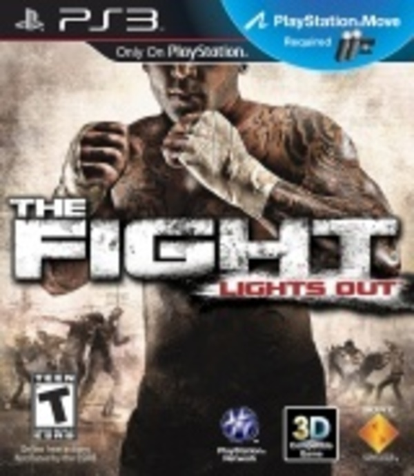 Cover zu The Fight: Lights Out