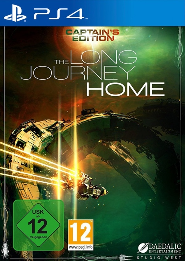 Cover zu The Long Journey Home