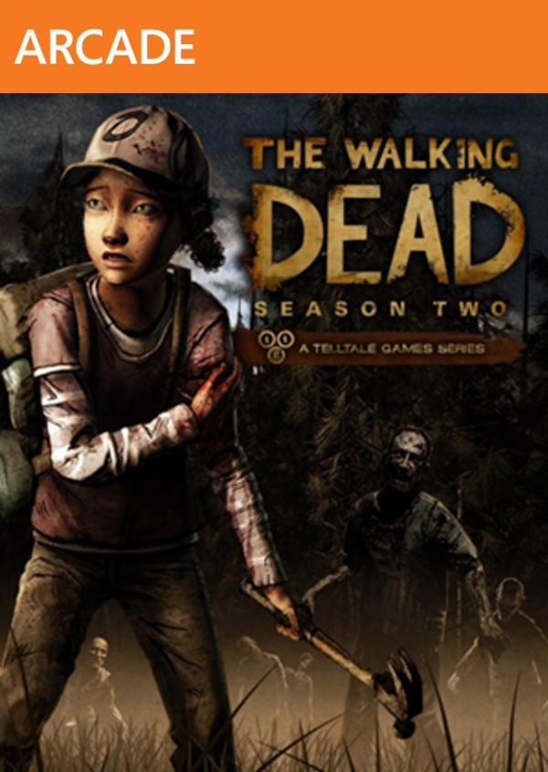 Cover zu The Walking Dead: Season Two - Episode 5: No Going Back