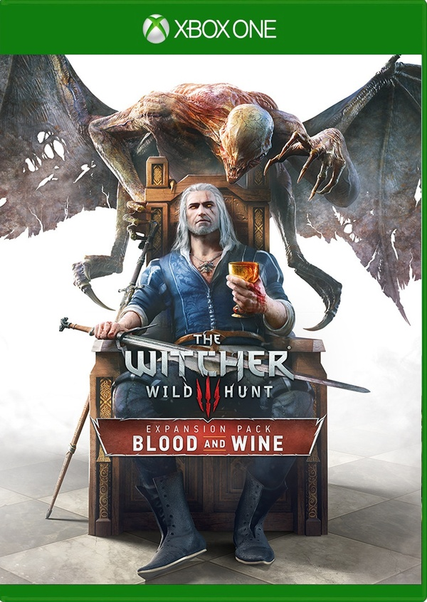 Cover zu The Witcher 3: Blood and Wine