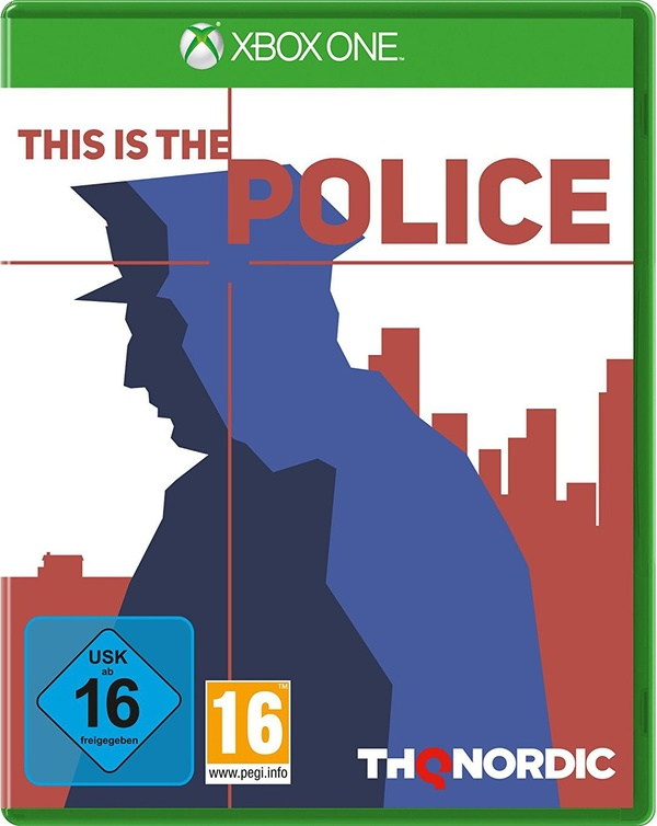 Cover zu This Is the Police