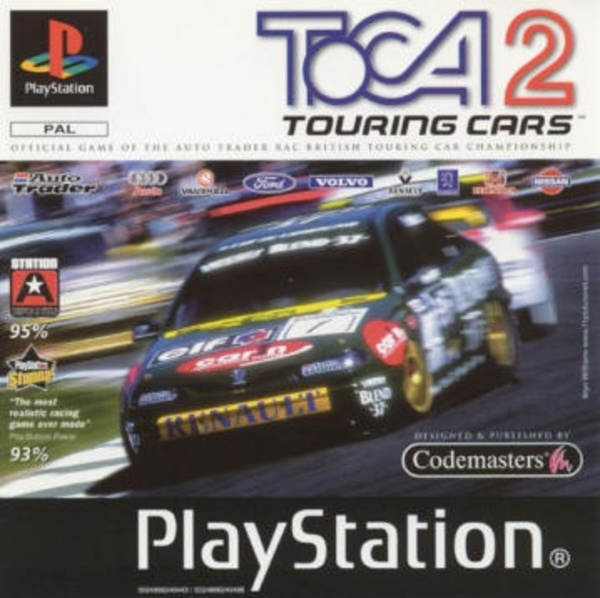 Cover zu TOCA 2 Touring Cars