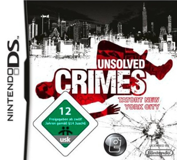 Cover zu Unsolved Crimes