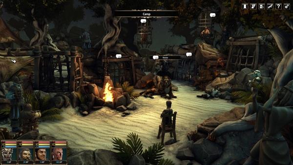Screenshot zu Blackguards 2 (PS4) - Screenshots