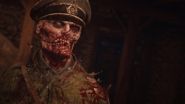 Screenshot zu Call of Duty: WW2 (PS4) - Screenshots aus dem Zombie-Modus