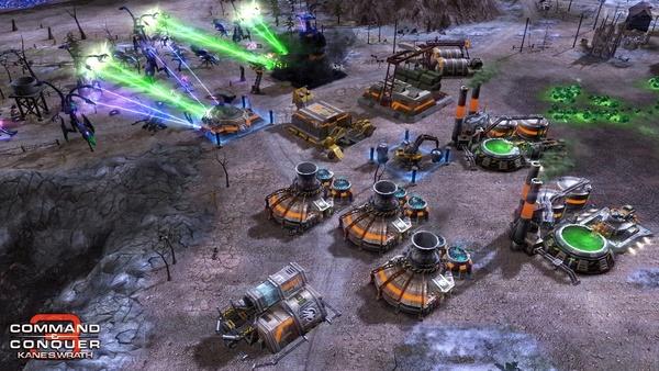 Screenshot zu Command & Conquer 3 Kanes Rache 360 (Xbox 360) -