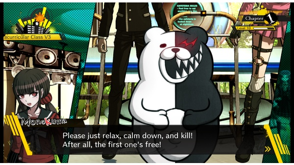 Screenshot zu Danganronpa V3: Killing Harmony (PS4) - Screenshots