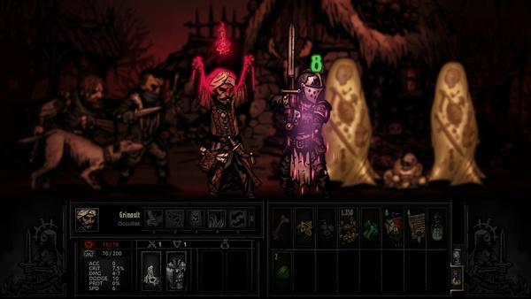 Screenshot zu Darkest Dungeon (Nintendo Switch) - Screenshots