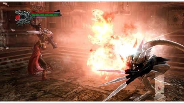 Screenshot zu Devil May Cry 4 (Xbox 360) -