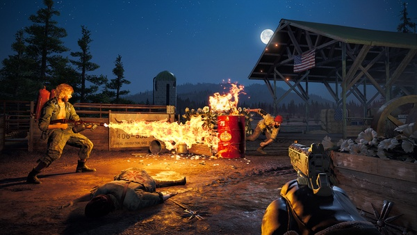 Screenshot zu Far Cry 5 (Xbox One) - Screenshots